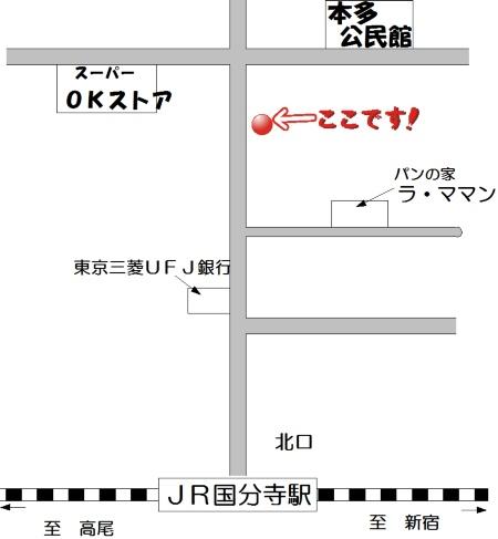 map-kokubunji